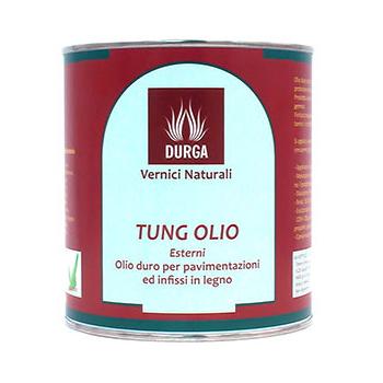 Aceite duro de Tung en trementina